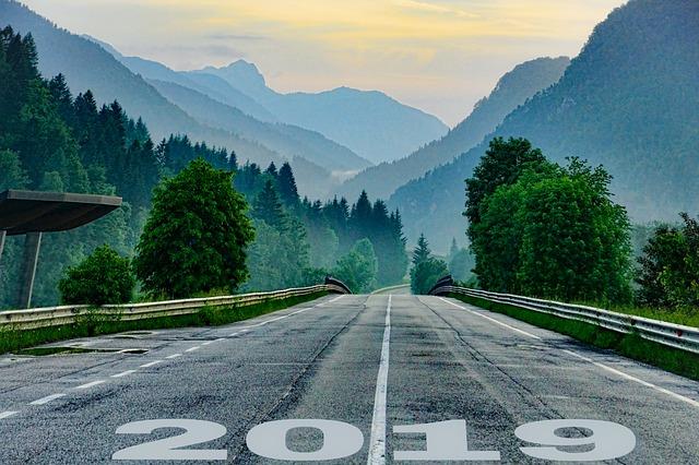 December - A new start