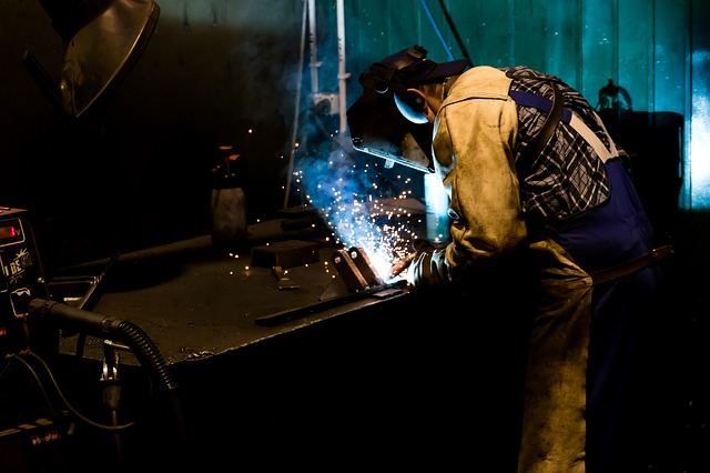 High Temperature Weld Fume Extraction