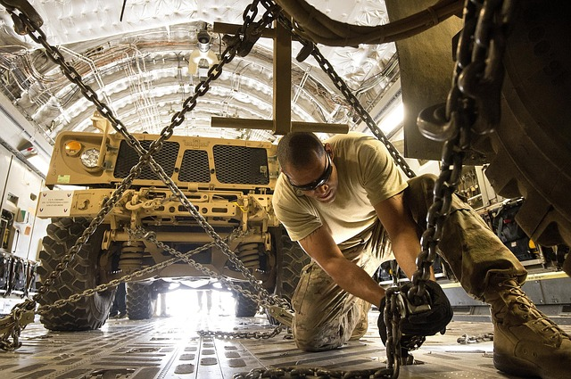 Military Exhaust Extraction In Confined Spaces