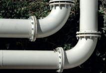 PU Lined Pipes & Bends (Pneumatic Conveying, Silos)