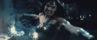 Enraged Wonder Woman