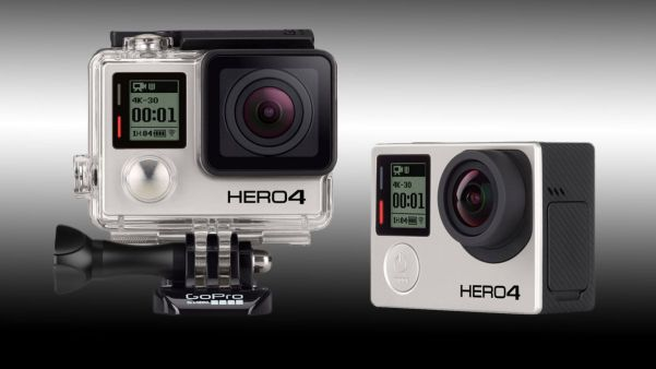 gopro-hero-4 Bird's Eye View: All About Aerial Photography Technology