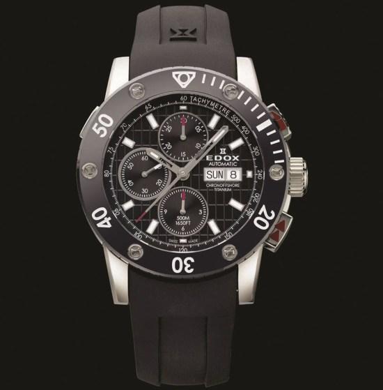 Edox Class 1 Chronoffshore Automatic watch
