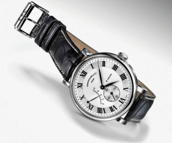 Eberhard & Co. 8 Jours GRANDE TAILLE (manual wound watch with 8-days power reserve)