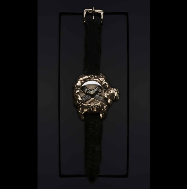 Romain Jerome Titanic DNA One-of-a-Kind Timepiece by French artist André Chéca