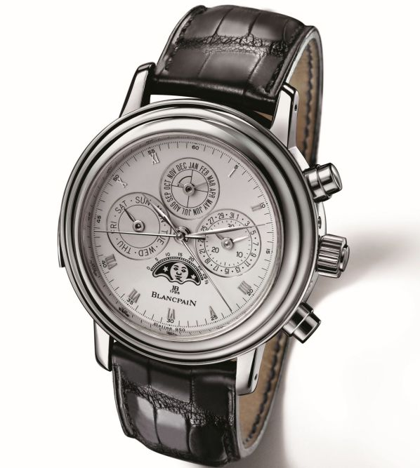 Blancpain 1735 Grande Complication - The World's Most Complicated Series Produced Automatic Winding Wristwatch (1991)