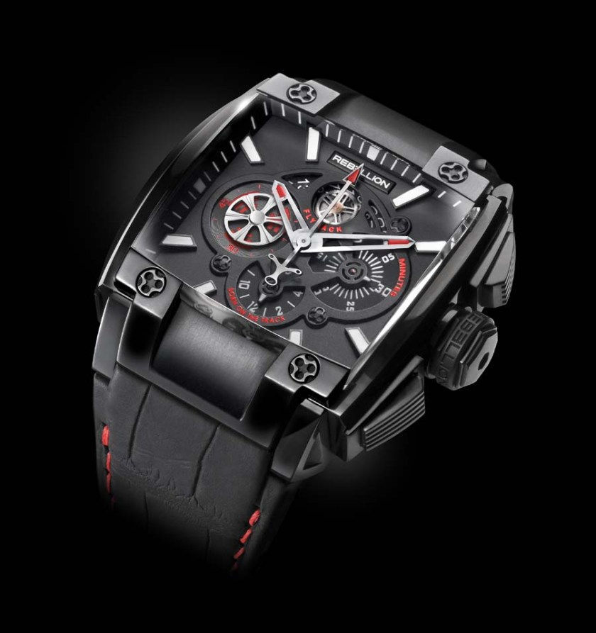 Rebellion RE-2 LM24H : Special Limited Version « Le Mans 24 Hours »