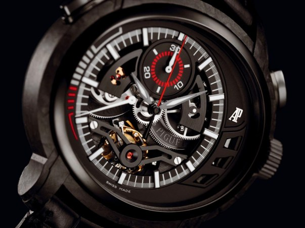 Audemars Piguet Millenary Carbon One Tourbillon Chronograph Limited Edition