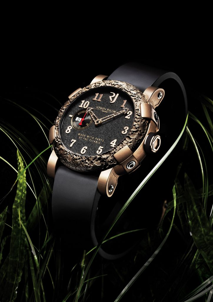 Romain Jerome Titanic DNA T-oxy IV Ultimate Rust Limited Edition
