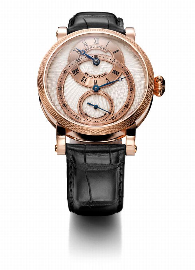Benzinger Boutique Collection by GRIEB & BENZINGER - REGULATOR PHAROS watch