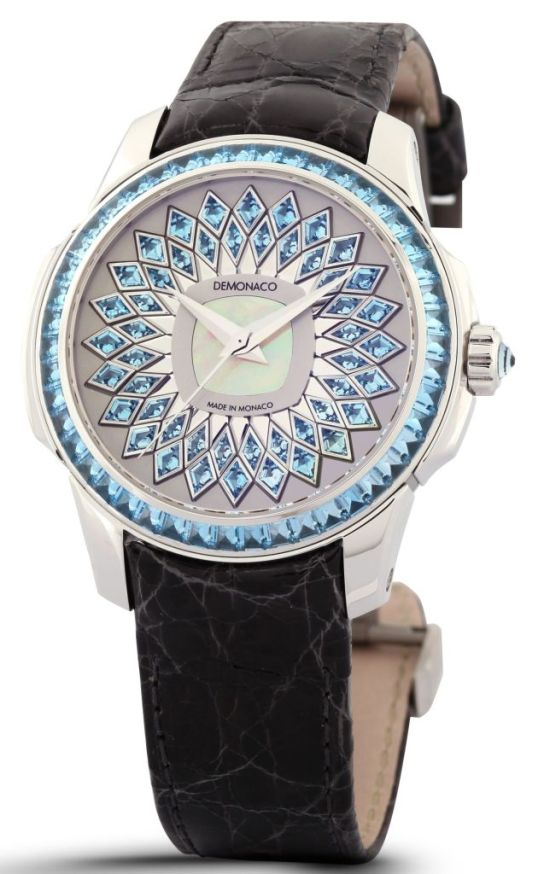 Ateliers deMonaco La Sirene automatic watch