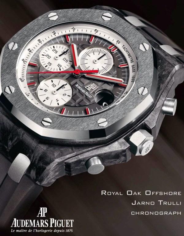 Audemars Piguet Royal Oak Offshore Jarno Trulli Chronograph Limited Edition (2010)