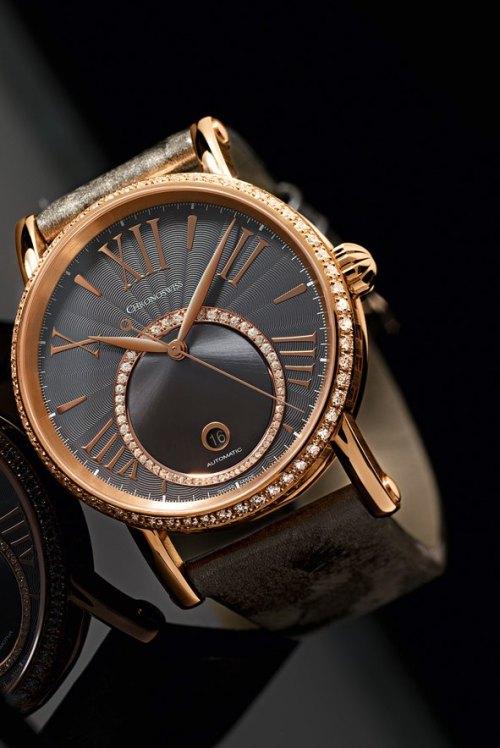 CHRONOSWISS Lady Soul automatic watch