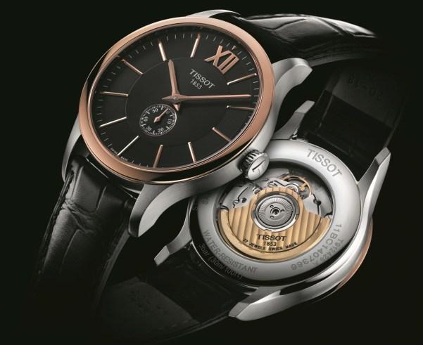 Tissot Classic Gent Gold Automatic watch