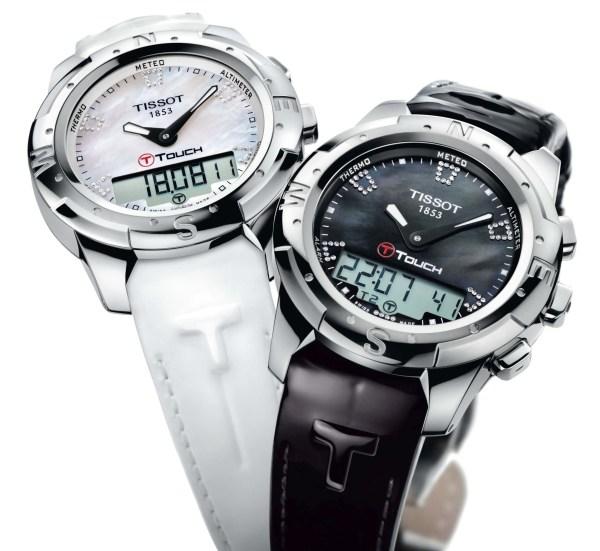 Tissot T-Touch II Lady watch