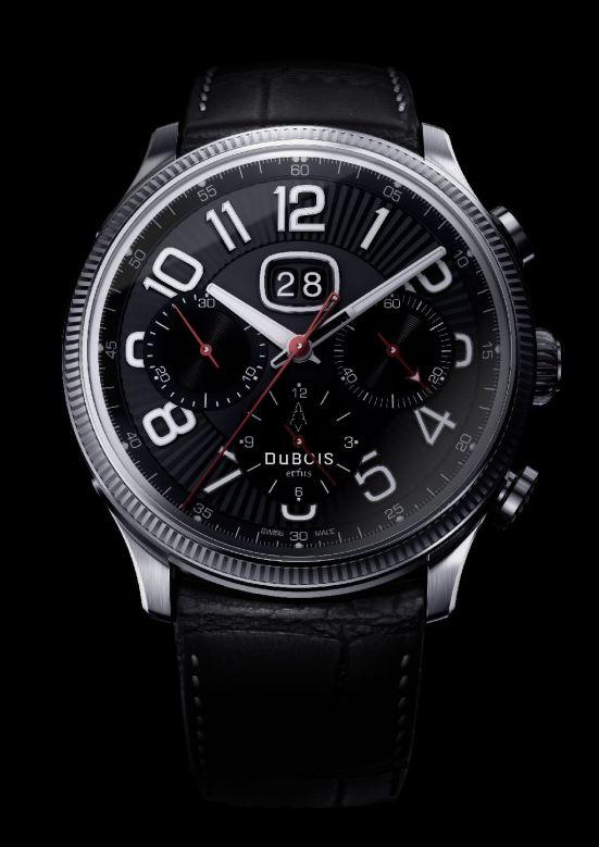 DuBois et fils Concept 1 Chronograph and Big Date (DBF001)