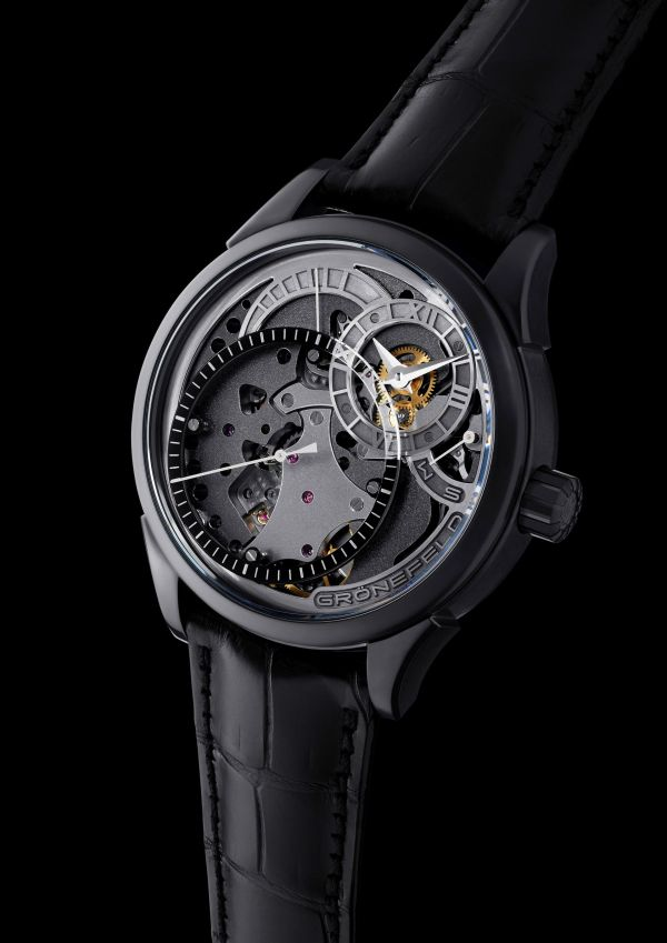 "Grönefeld ""One Hertz Techniek"" Limited Edition watch"