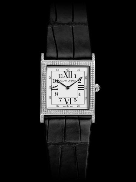 Ralph Lauren 867 Watch, Two rows of Diamonds (RLR0132702)