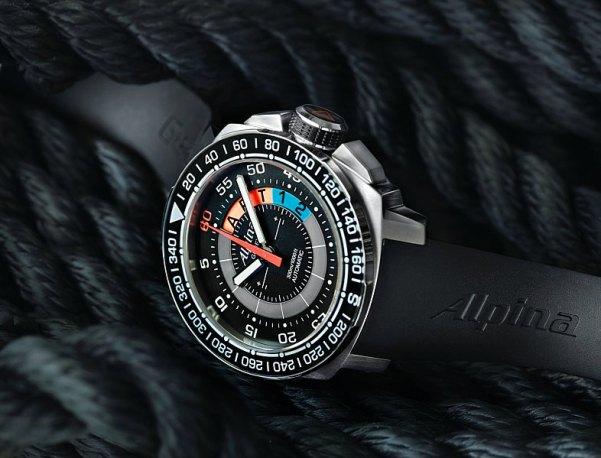 Alpina Sailing Yacht-timer Countdown