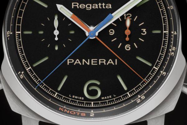 Panerai Luminor 1950 Regatta 3 Days Chrono Flyback Titanio 47mm (Reference PAM00526)