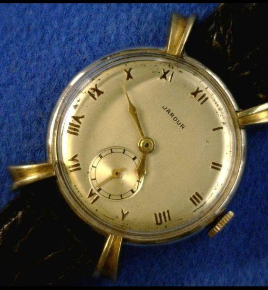 A Jardur Vintage Watch