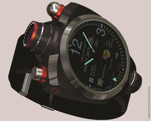 Hyetis Crossbow smart watch