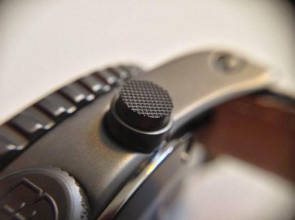 Elliot Brown watch push button