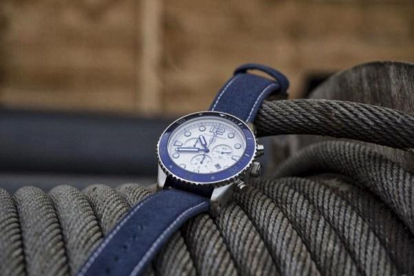 Elliot Brown Bloxworth chronograph