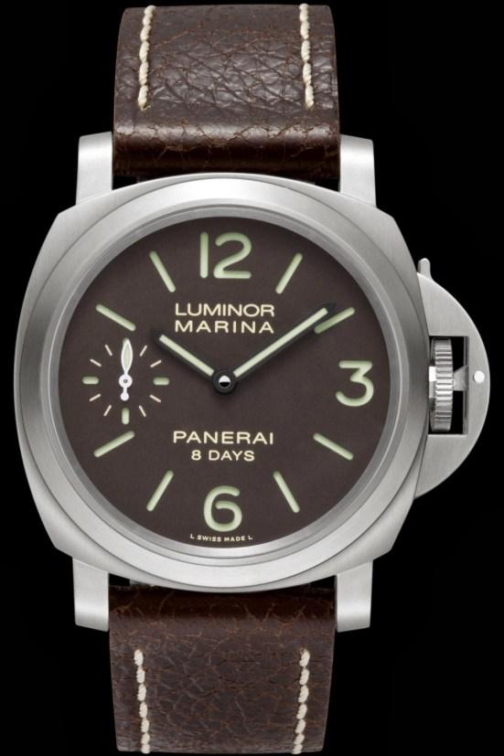 PANERAI Luminor Marina 8 Days Titanium (PAM00564)