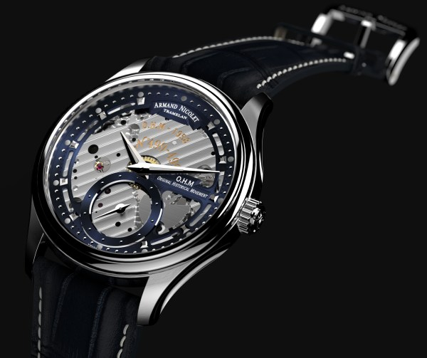 Armand Nicolet L14 Small Seconds Limited Edition