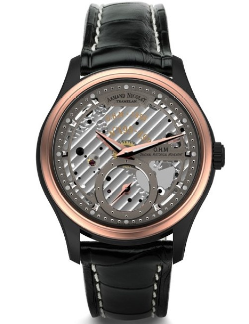 Armand Nicolet L14 Small Seconds Limited Edition watch