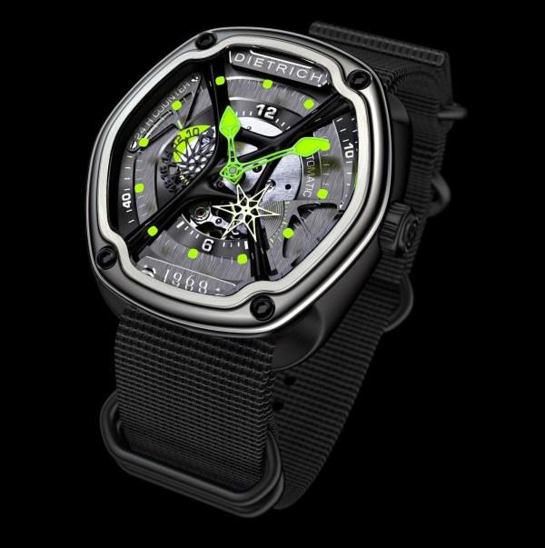 DIETRICH watches Organic Time Companion Model A (OTC-A)