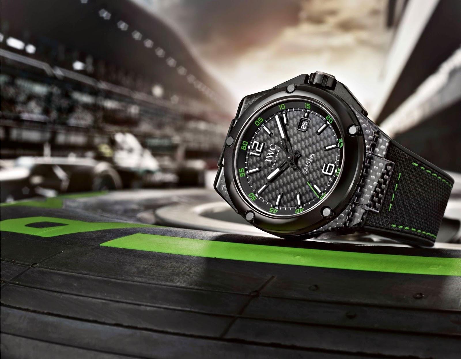 online store 33e5c 316cd IWC Schaffhausen – Ingenieur Automatic Carbon Performance ...