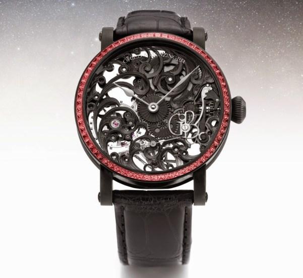 Grieb & Benzinger Centurion Imperial watch