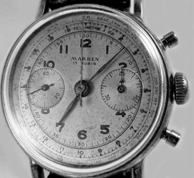 MARBEN vintage watch