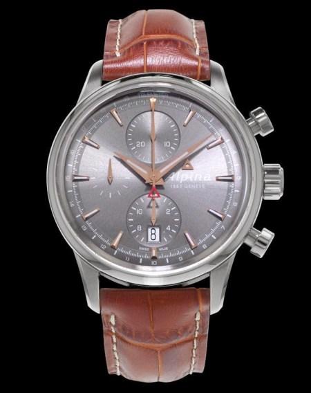 Alpiner Chronograph, Reference: AL-750VG4E6