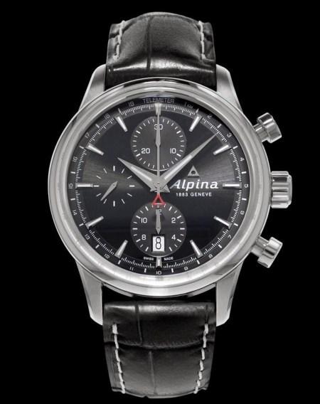 Alpiner Chronograph, Reference: AL-750B4E6B / AL-750B4E6