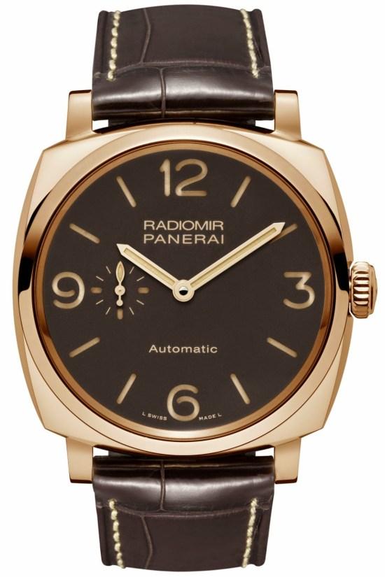 Panerai RADIOMIR 1940 3 DAYS AUTOMATIC ORO ROSSO – 45mm (PAM00573)