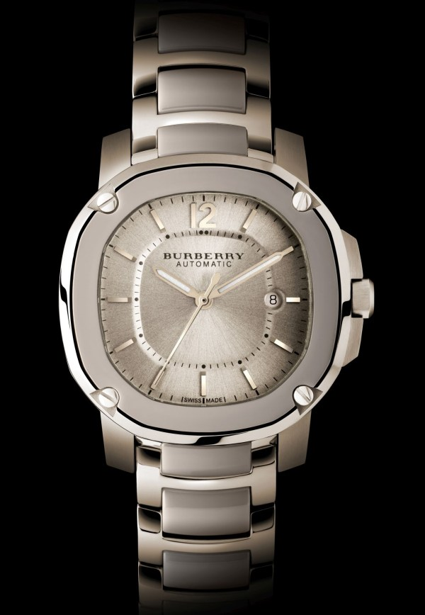 Burberry 'Britain Limited Edition Trench Ceramic watch
