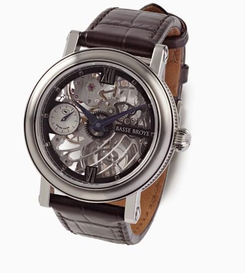 BASSE BROYE Elégance Pure watch