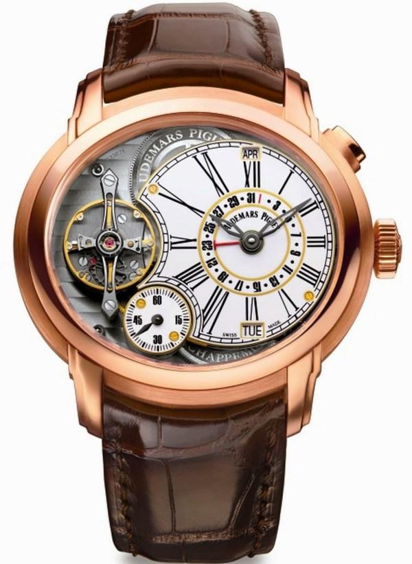 Audemars Piguet Millenary Quadriennium watch