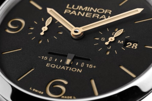 Panerai Luminor 1950 Equation of Time 8 Days (PAM00601)