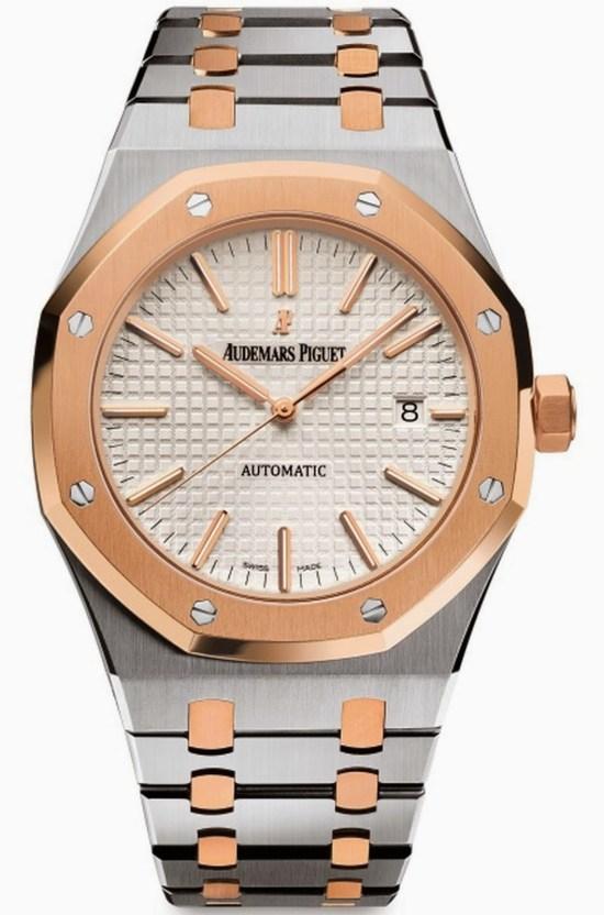 Audemars Piguet Royal Oak Two Tone Self-winding watch