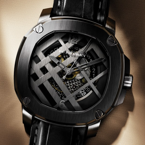 Burberry The Britain Icon Check for Men Limited Edition