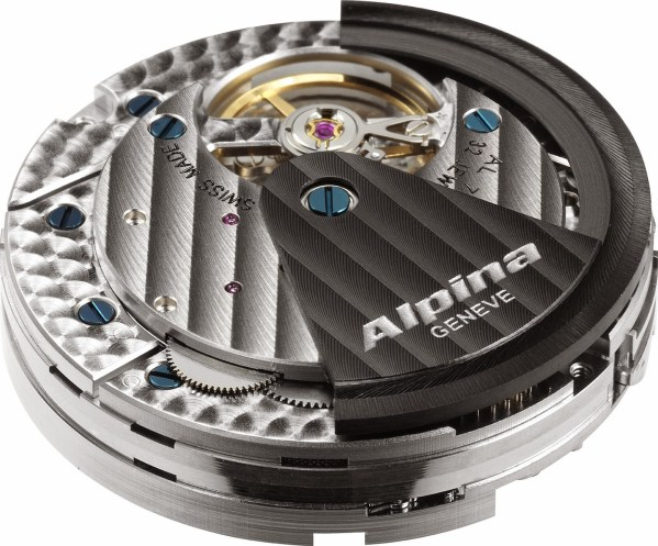 Alpina Alpiner 4 Manufacture Flyback Chronograph (With New Manufacture Calibre AL-760 Automatic)