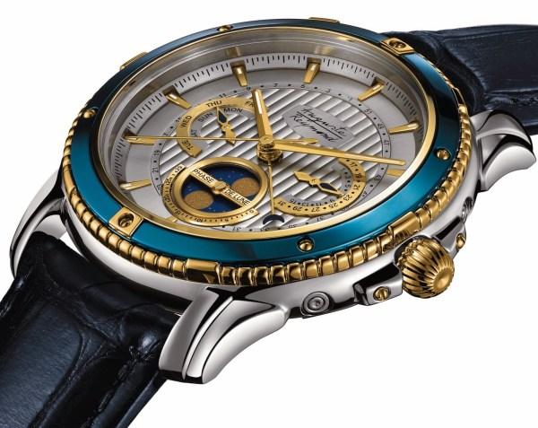 Auguste Reymond Magellan Lunar Quartz watch