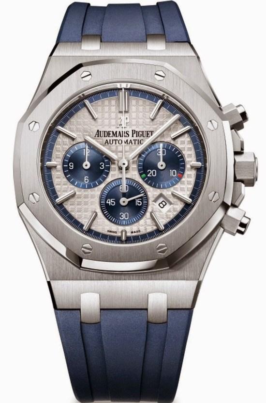 "Audemars Piguet Royal Oak Chronograph ""Italy Limited Edition"""