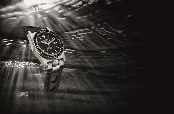 ZRC Grands Fonds 300 diving watch re-edition