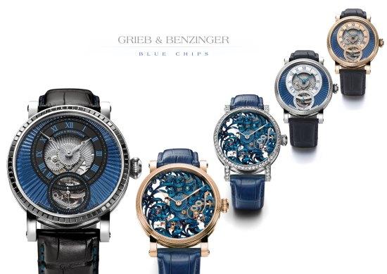 GRIEB & BENZINGER Blue Chip Series