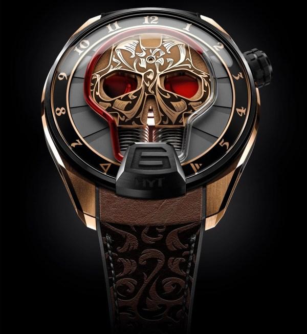 HYT Skull Maori Limited Edition